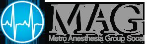 Metro Anesthesia Group Socal